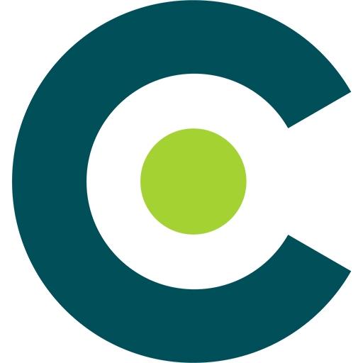 cohort digital c icon